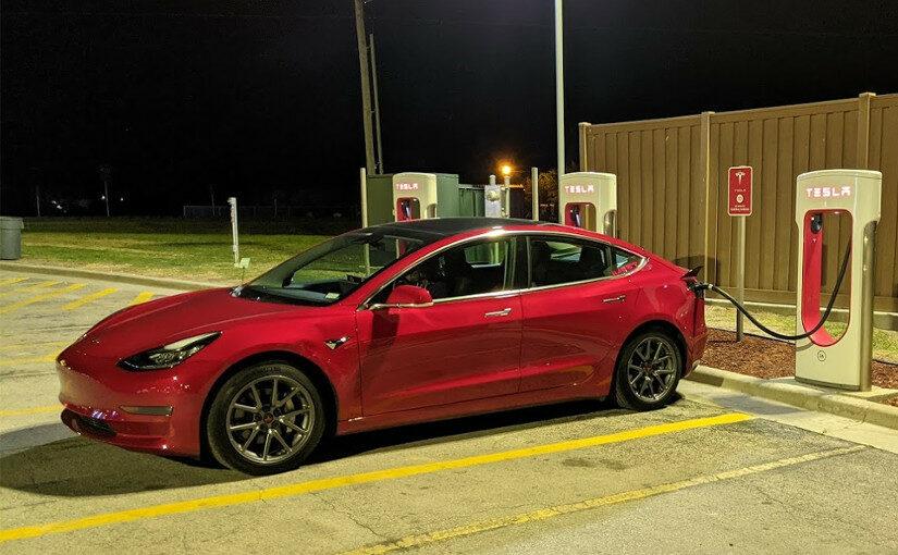 Tesla Road Trip Report: Austin to Corpus Christi